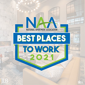NAA Best Places to Work Award 2021